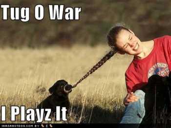 tug o war