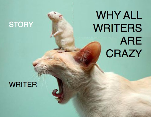 Crazy writers