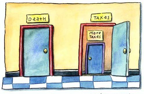 Death & Taxes