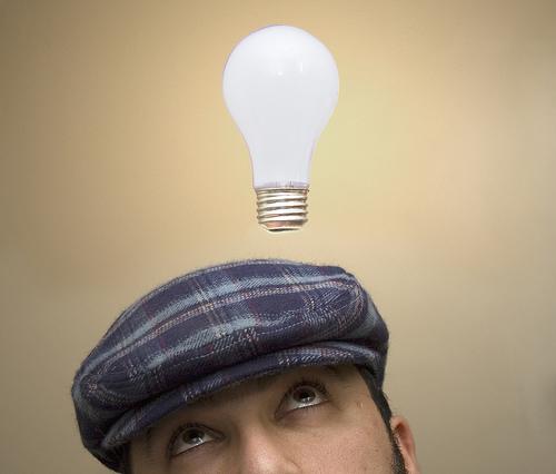 Idea Bulb_Male