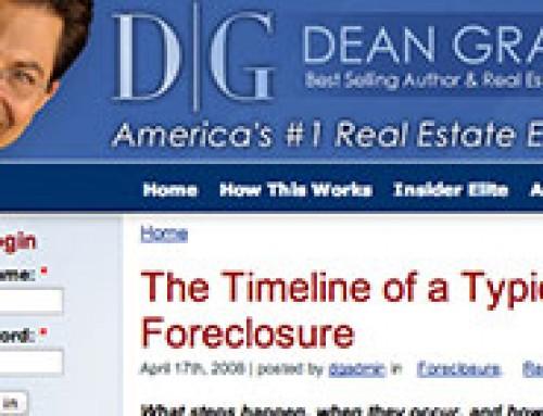 Real Estate: Dean Graziosi