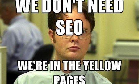 Don't Need SEO