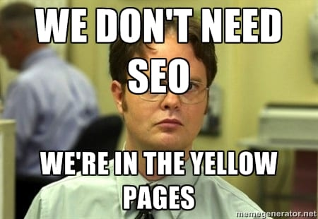 We Don't Need SEO