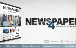 Newspaper WP Theme