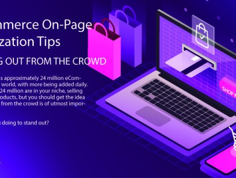 5 eCommerce On-Page Optimization Tips: Standing out from the crowd
