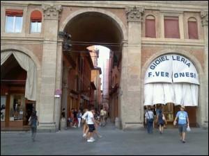 Enjoying Bologna Image