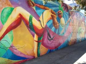 Mission graffiti - SF, 2013