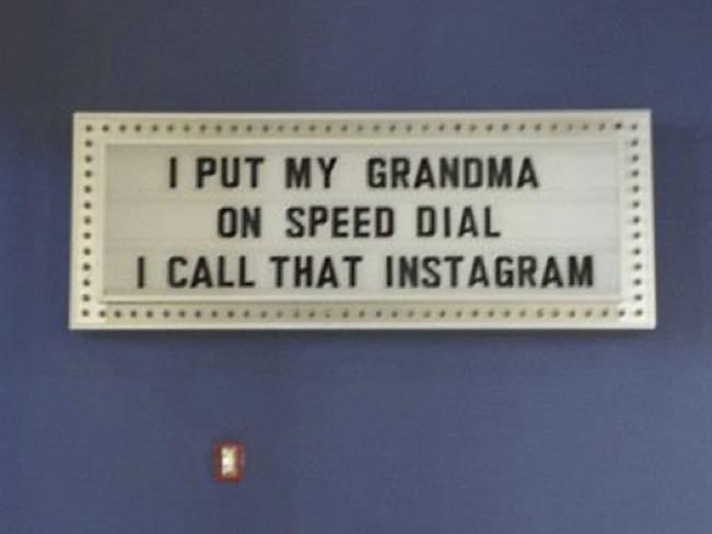 Instagram Message