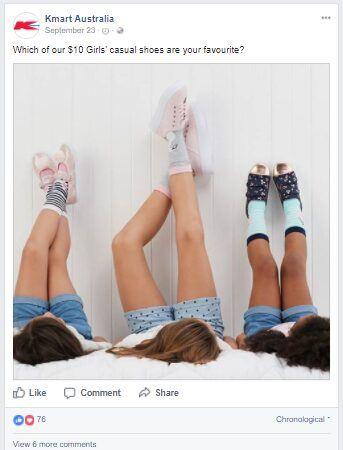 Triggering emotions in social media marketing