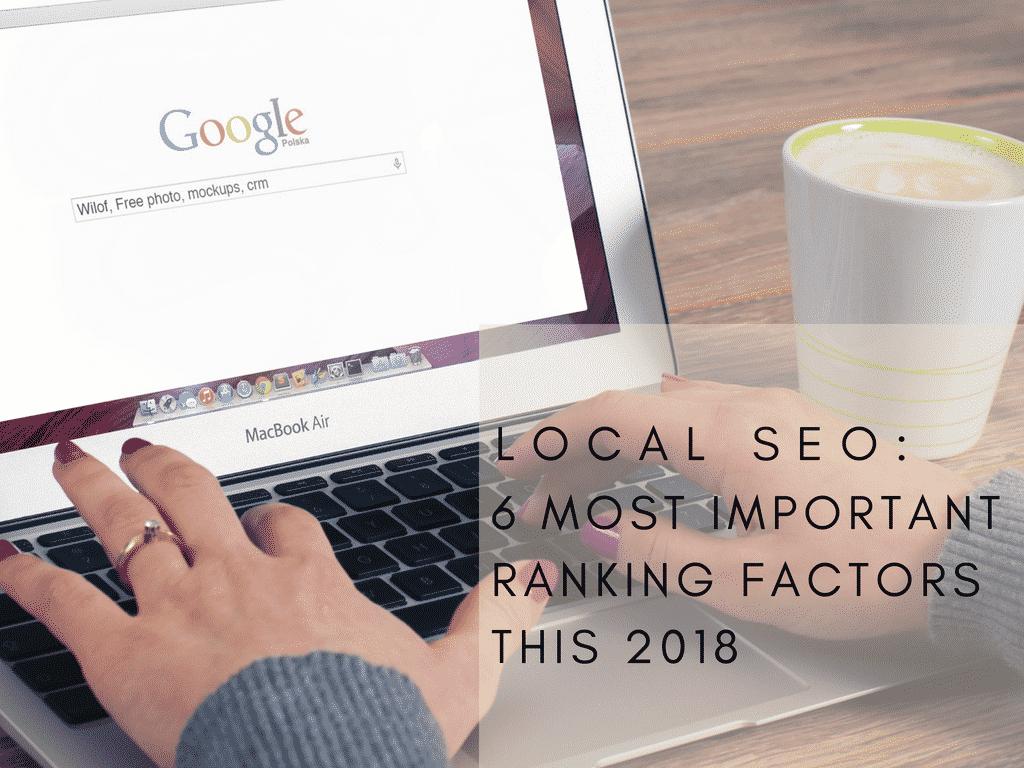 Ranking Factors 2018