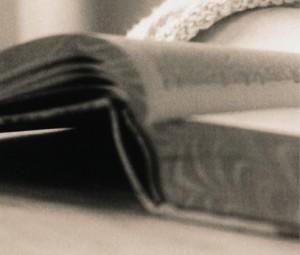 Closeup of Book image
