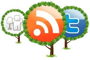 Social Media Trees