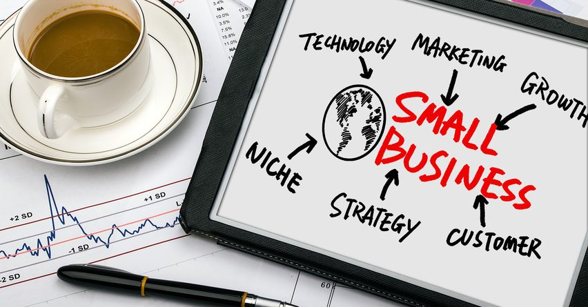 Strategies for small business