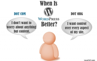WordPress.com vs WordPress.org - What's the Difference?