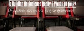 building an audience