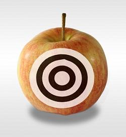 Apple Target Image