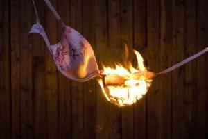 Burning Bra