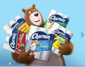 Brand example, Charmin