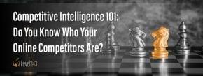 competitive intelligence 101, Level343, LLC