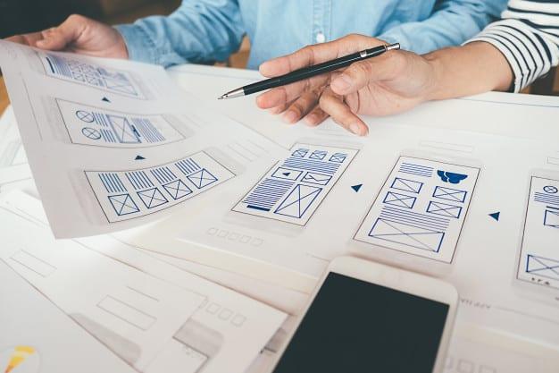 creative website usability
