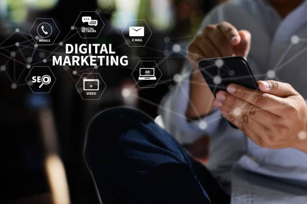 Digital Marketing -seo strategy creation