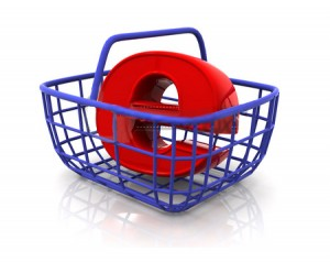 E-commerce basket