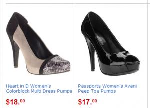 Shoe Shopping Image