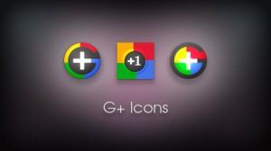 G+ icons image