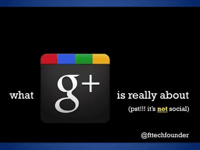 Google + Image