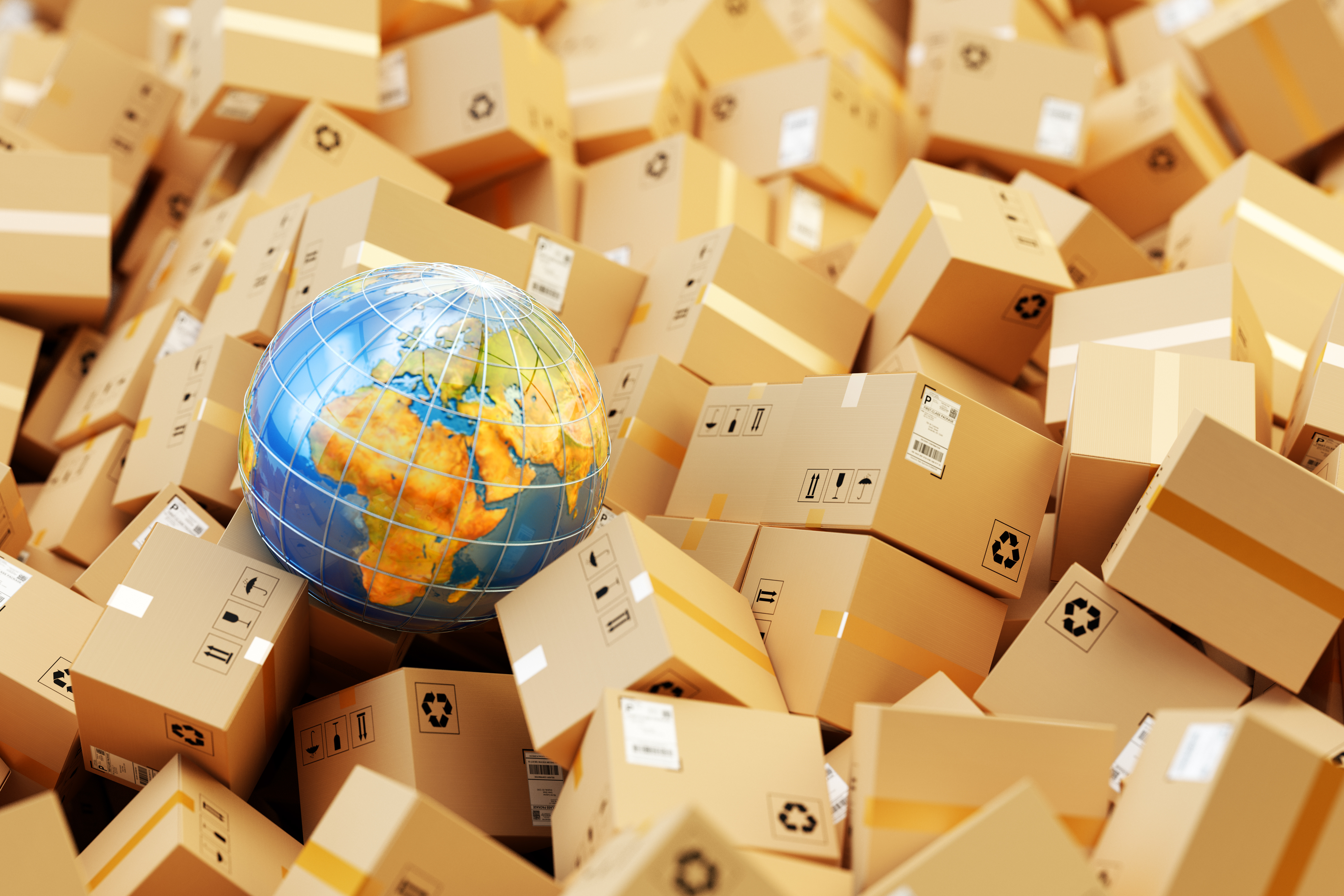 International SEO Guide: Moving products around the globe