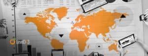 an international marketing strategy session