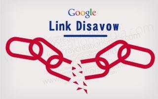 Link Disavow