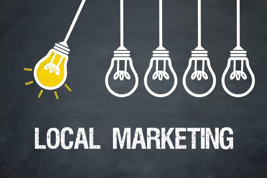 local marketing on google my business