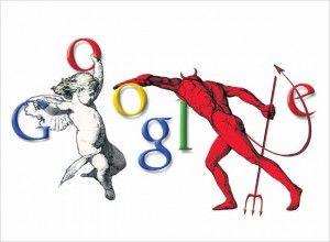 Good & Bad Google Image