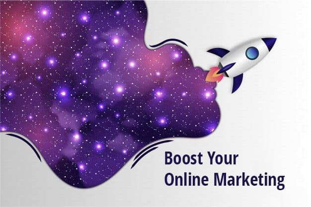 Boost your online