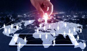 target market segmentation concept