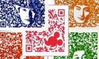 Colorful QR codes