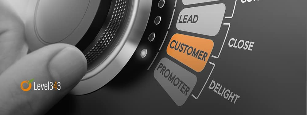 reaching customers through the sales funnel