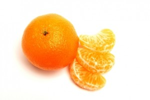 Orange slices image