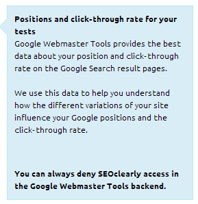 Position SEO clearly