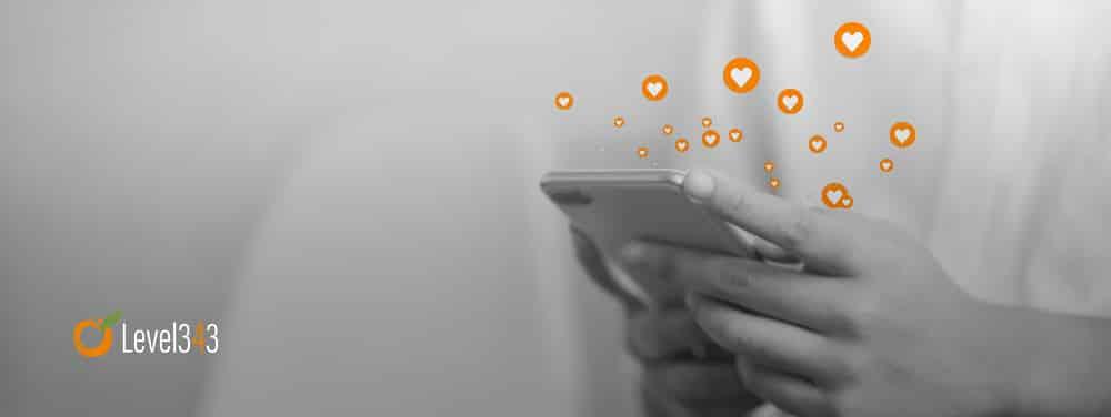 social media engagement | Level343 LLC