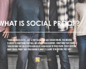 Social Proof - An Introduction