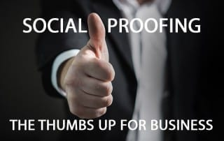 Social Proofing: The Thumbs Up for Business