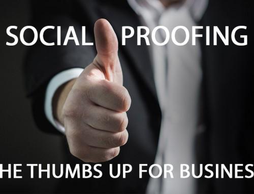 Do You Really Need Social Proof?