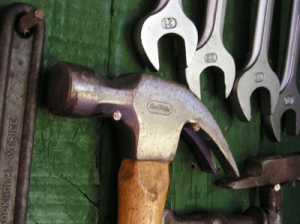 Get The Right Tools