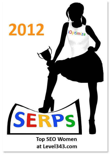 2012 Top SEO women