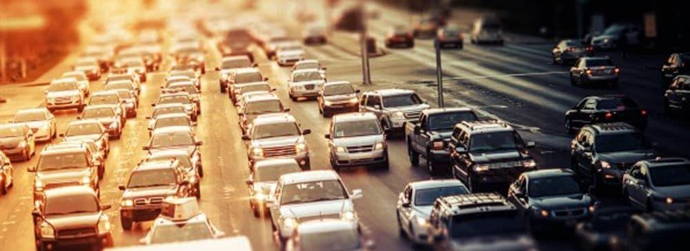 Traffic corridor - local traffic