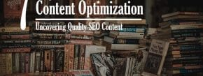7 Keys to Stronger Content Optimization