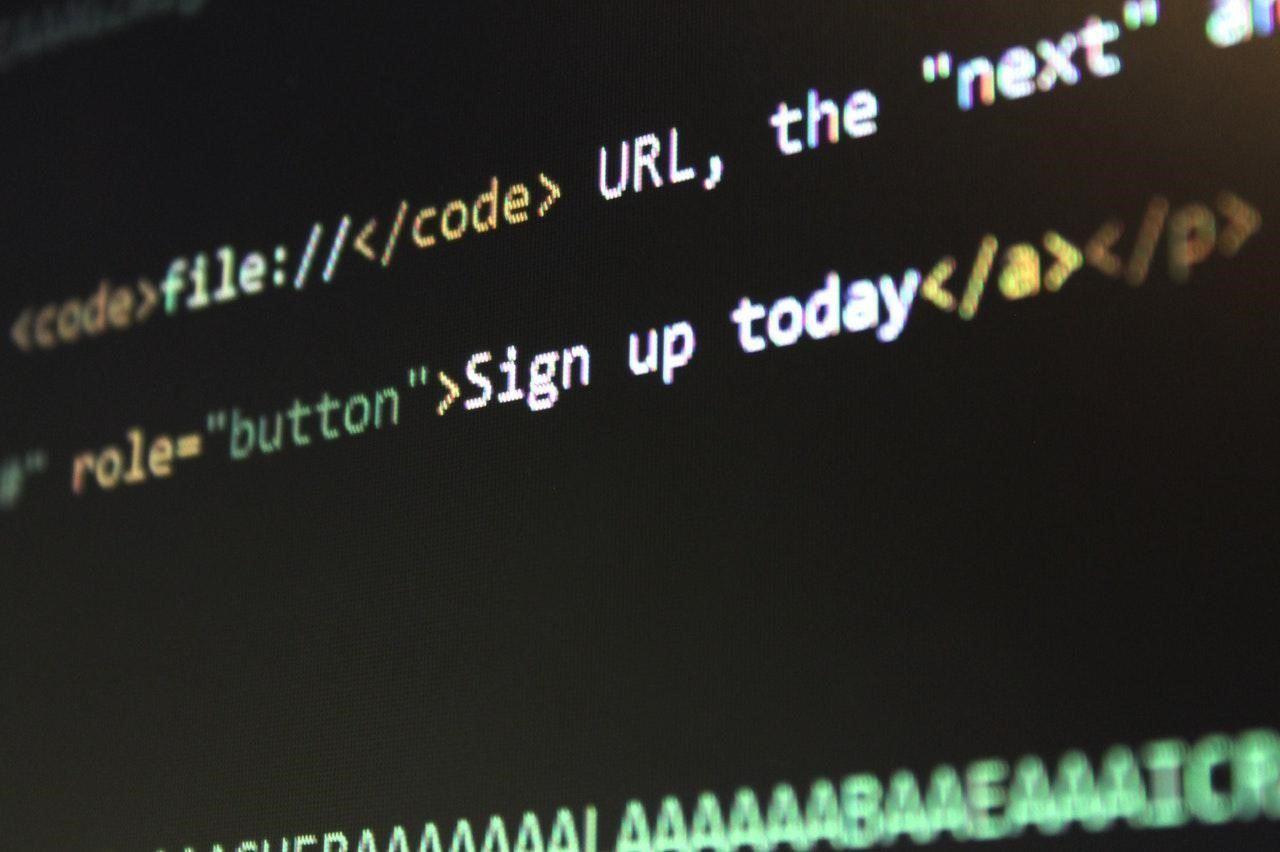 coding with essential UI web design