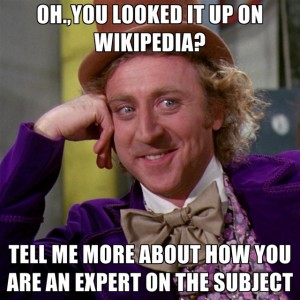 wikipedia-expert